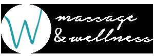 W Massage Logo